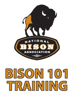 BisonTraining_101